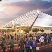 Minnesota: Vikings Stadium final design to be presented on May 13