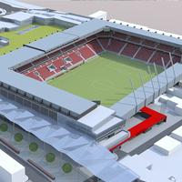 New design: Štadión Antona Malatinského