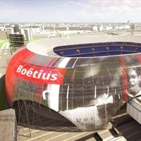 Rotterdam: De Kuip enthusiasts strike back