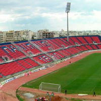 Greece: Hooligans tried to damage their own pitch