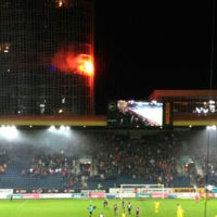 Switzerland: Pyrotechnics make you a hooligan even at home