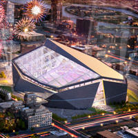 New design: The world's largest transparent roof?