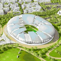 New: Cooling design and a small rich stadium from Qatar