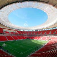 New stadium: Estádio Nacional de Brasilia