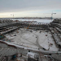 Saint Petersburg: Opening in 2017 in 'best case scenario'?