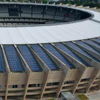 Belo Horizonte: Mineirão now a solar power plant