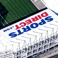 Newcastle: Large Sports Direct logo to be gone by 2013/14