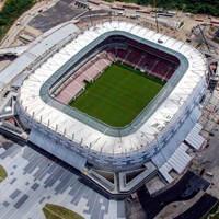 New stadium: Itaipava Arena Pernambuco