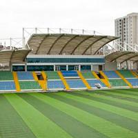New stadiums: Ordu, Istanbul and Antalya