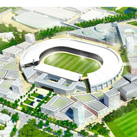 Euro 2020: Construction of new national stadium to begin in 2016