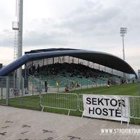 New stadiums: Chomutov, Liberec, Myjava