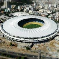 Rio de Janeiro: Maracanã's revival game was hanging by a thread