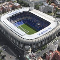 Madrid: Real to sell naming rights?