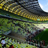 Poland: Euro 2012 stadiums hardy full
