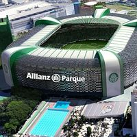 Sao Paulo: New name announced, Allianz Parque for Palmeiras