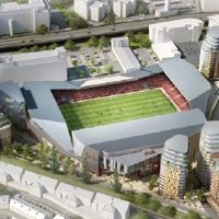London: Brentford FC submit planning application
