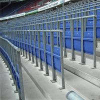England: Over 50 clubs support safe standing trials
