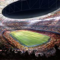 "Barcelona: ""New Camp Nou in 2020"""