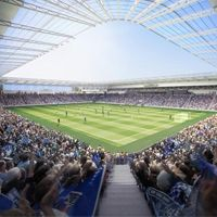 England: Construction for Bristol Rovers to start in September?