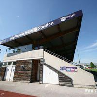 New stadiums: Hall and Salzburg