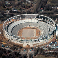 Poland: Contractors flee from largest stadium construction