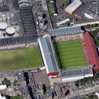 Scotland: Whisky vats impeding Tynecastle revamp plans?