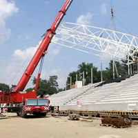 Hungary: First roof truss in Debrecen