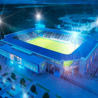 Germany: Contractor selected for new Chemnitz stadium