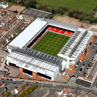 Liverpool: Plans of Anfield regeneration presented