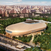 Moscow: VTB Arena contractor selected