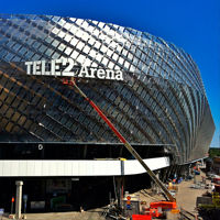 Stockholm: Bomb found at Tele2 Arena, charity game cancelled