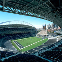 New stadiums: Seattle and Santa Clara