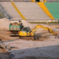 New construction: Stadio Friuli