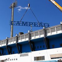 Brazil: Grêmio removes symbols from the old stadium before demolition