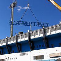 Brazil: Grêmio removes symbols from the old stadium before demolition