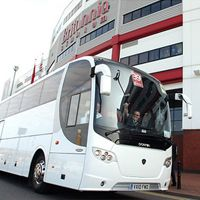 England: Stoke City offer free transport to every away game in 2013/14!