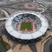 London: UK Athletics to host events at Olympic Stadium for 50 years