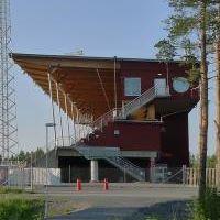New stadiums: Östersunds, Nyköping and Sandviken