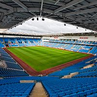 England: Coventry City into liquidation over stadium problems