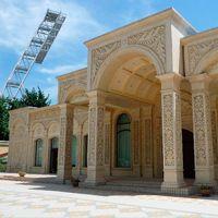 New stadiums: Tashkent and Astana