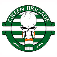 Glasgow: Celtic close Section 111