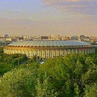 2018 World Cup: FIFA agrees Luzhniki capacity cut