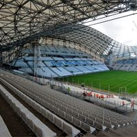 Marseille: Vélodrome ready for fans despite construction