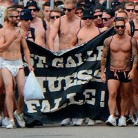 Pyrotechnics: The naked truth about body searches
