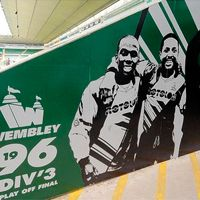 England: Plymouth's stadium gains some charm