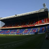London: Crystal Palace confirm stadium sponsorship