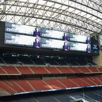 USA: New record for stadium video board set