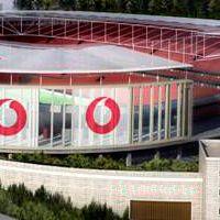 Istanbul: Beşiktaş announces Vodafone Arena