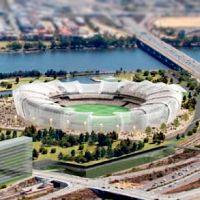 Australia: Hi-tech solutions specified for Perth Stadium