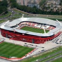 Netherlands: Fire caused Europa League game evacuation in Alkmaar